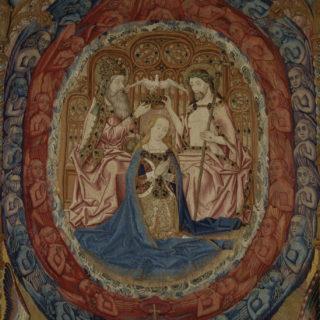 Tapisserie des Trois couronnements, Cl. Musées de Sens - E. Berry