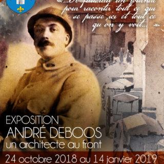 Exposition Deboos Musées de Sens