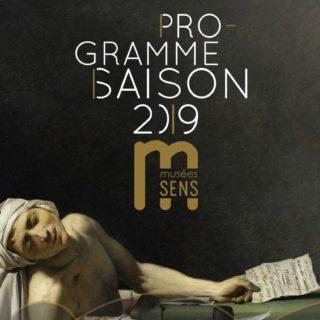 Programme des Musées de Sens 2019