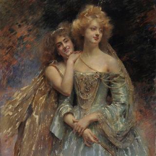 Les Fées, M. Lemaire, cl. Musées de Sens - E. Berry