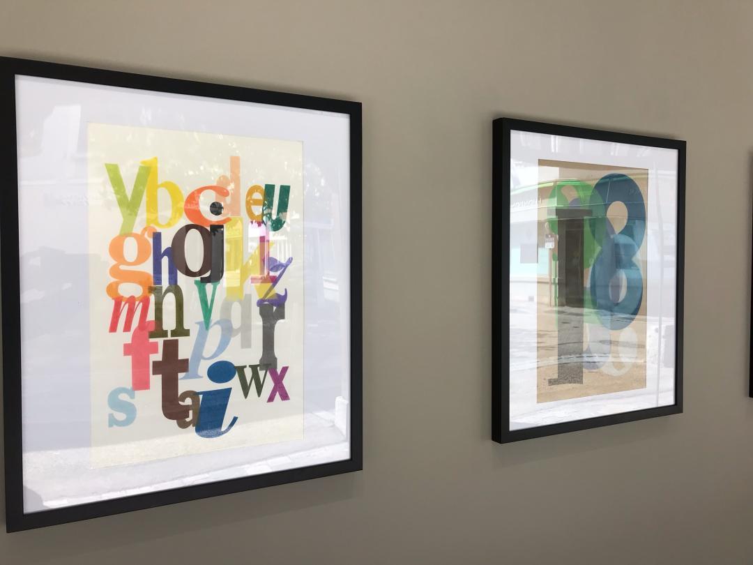 L'Art typographique selon André Belleguie
